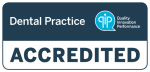 QIP Symbol Accredited Dental Practice