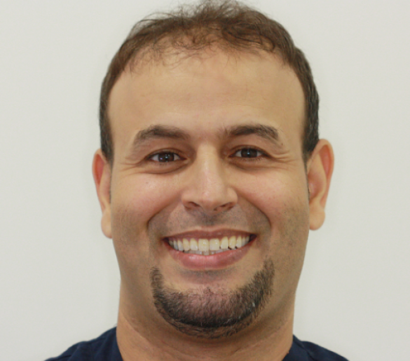 Doctor Nabil Khzam; periodontist at Oasis Orthodontics.