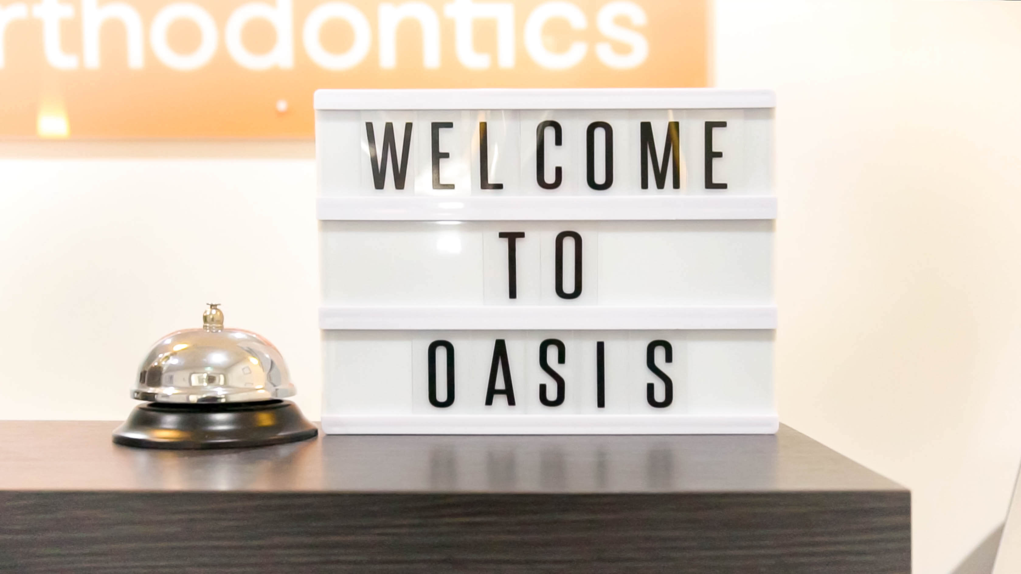 Welcome to oasis